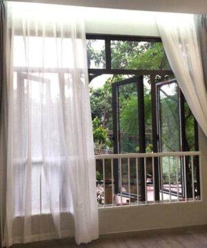 Rèm cửa đẹp 2 lớp vải Hàn Quốc S-06