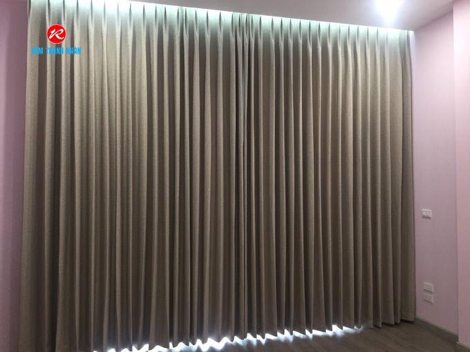 Rèm cửa vải Hàn Quốc Sam Sung S 03