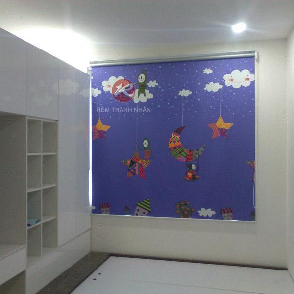 Rèm cuốn tranh MT-042