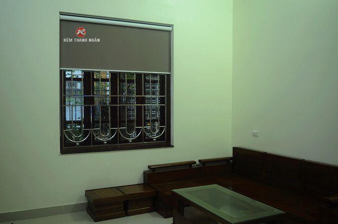 Rèm cuốn cáo cấp cho phòng khách tại phường Yên Nghĩa, quận Hà Đông