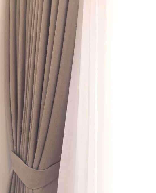 Rèm vải Nhật 2 lớp Luna 898-02