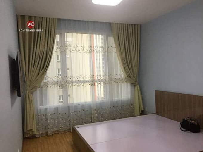 Rèm chống nắng, cách nhiệt RV-888-14-20 phòng ngủ