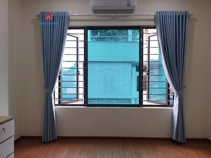Rèm vải RV950-9 phòng ngủ gia đình