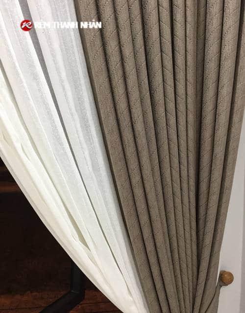 Vải rèm chống nắng RV484-6