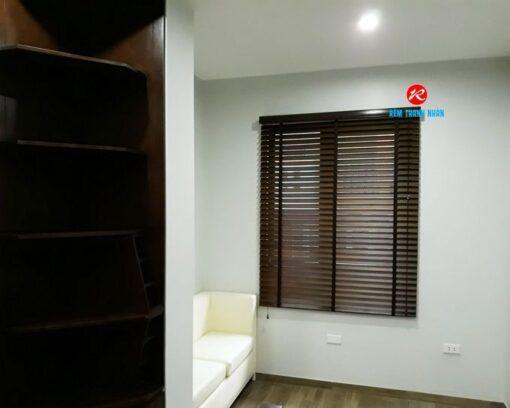 Rèm gỗ Bách MSJ 701 ch phòng khách