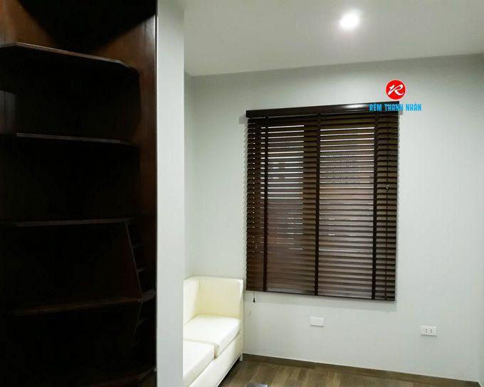 Rèm gỗ Bách MSJ 701 cho phòng khách