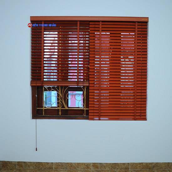 Mành che cửa sổ sáo gỗ mã MSJ 305