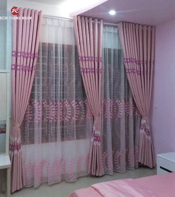 Rèm cửa sổ phòng ngủ đẹp