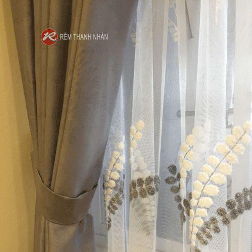 Vải may rèm RV-02-H14-va-voan VT-403-1