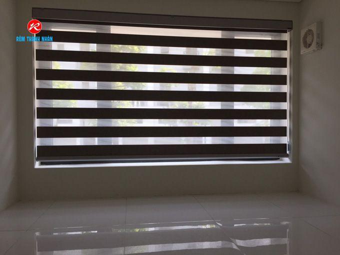 Rèm cửa sổ gác lửng